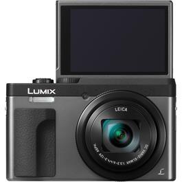 Panasonic Lumix TZ90 Silver Compact Camera