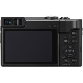 Panasonic Lumix TZ90 Black Compact Camera