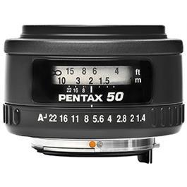 Pentax SMC 50mm f1.4 FA Prime Lens thumbnail
