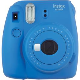Fujifilm Instax Mini 9 Cobalt Blue Instant Camera +10 Shots thumbnail