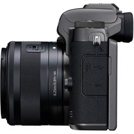 Canon EOS M5 Mirrorless Camera With EF-M 15-45mm IS STM Lens Kit Thumbnail Image 3