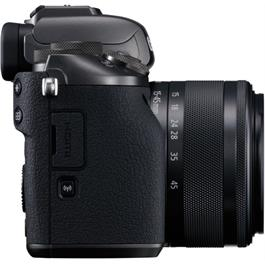Canon EOS M5 Mirrorless Camera With EF-M 15-45mm IS STM Lens Kit Thumbnail Image 4