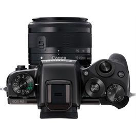 Canon EOS M5 Mirrorless Camera With EF-M 15-45mm IS STM Lens Kit Thumbnail Image 5