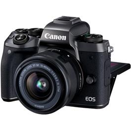 Canon EOS M5 Mirrorless Camera With EF-M 15-45mm IS STM Lens Kit Thumbnail Image 6