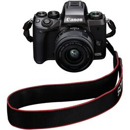 Canon EOS M5 Mirrorless Camera With EF-M 15-45mm IS STM Lens Kit Thumbnail Image 8