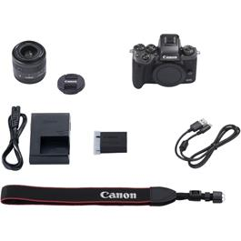 Canon EOS M5 Mirrorless Camera With EF-M 15-45mm IS STM Lens Kit Thumbnail Image 9
