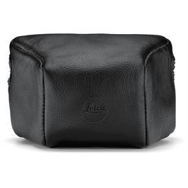 Leica M10 Black Long Soft Leather Pouch thumbnail