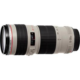 Canon EF 70-200mm f/4L USM Telephoto Zoom Lens thumbnail