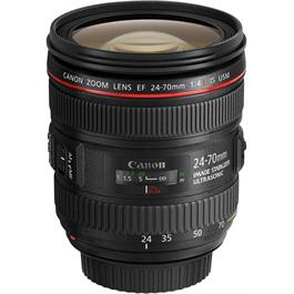 Canon EF 24-70mm f/4L IS USM Zoom Lens