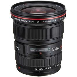 Canon EF 17-40mm f/4L USM Ultra Wide Angle Zoom Lens thumbnail