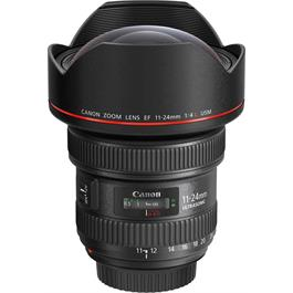 Canon EF 11-24mm f/4L USM Ultra Wide Angle Zoom Lens thumbnail