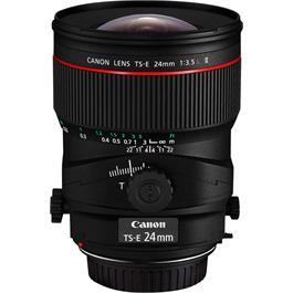 Canon TS-E 24mm f/3.5L II Manual Focus Tilt-Shift Lens thumbnail