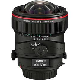 Canon TS-E 17mm f/4L Manual Focus Tilt-Shift Lens thumbnail