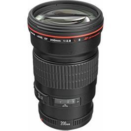 Canon EF 200mm f/2.8L II USM Telephoto Lens thumbnail