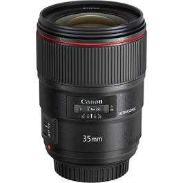 Canon EF 35mm f/1.4L II USM Wide Angle Lens thumbnail