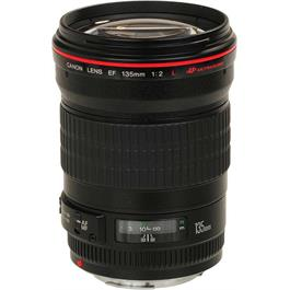 Canon EF 135mm f/2L USM Telephoto Lens thumbnail