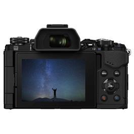 Olympus OM-D E-M5 Mark II Camera With 12-100mm PRO Lens Kit - Black Thumbnail Image 2