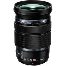 Olympus OM-D E-M5 Mark II Camera With 12-100mm PRO Lens Kit - Black Thumbnail Image 3