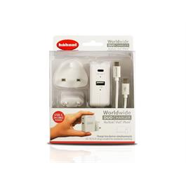 Hahnel Worldwide Duo Charger USB/USB-C for iPad, Macbook and iPhone thumbnail