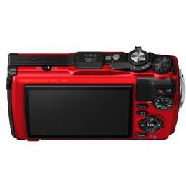 Olympus Tough TG-5 Red Action Camera 7
