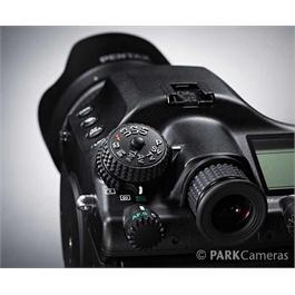 Pentax 645Z Medium Format Camera Body Thumbnail Image 5