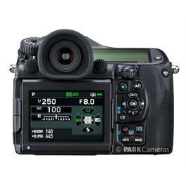 Pentax 645Z Medium Format Camera Body Thumbnail Image 8