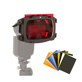 Lastolite Strobo Flashgun Gel Starter Kit LL LS2605 thumbnail