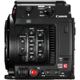 Canon Cinema EOS C200 EF Professional Camcorder Thumbnail Image 9