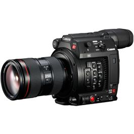 Canon Cinema EOS C200 EF Professional Camcorder + EF 24-105mm f/4 IS USM II Lens thumbnail