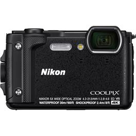 Nikon Coolpix W300 Waterproof Compact Camera in Black Thumbnail Image 0