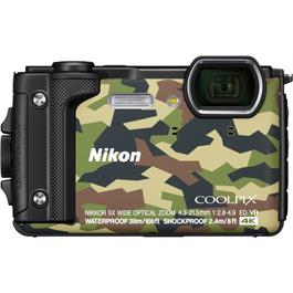 Nikon Coolpix W300 Waterproof Compact Camera in Camouflage thumbnail