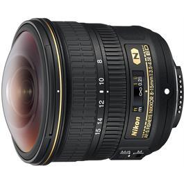 Nikon AF-S Fisheye Nikkor 8-15mm f/3.5-4.5E ED Lens thumbnail