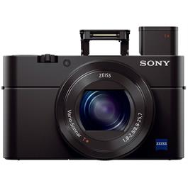 Sony RX100 III Digital Compact Camera + Accessory Kit Thumbnail Image 2