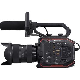 Panasonic AU-EVA1 5.7K Compact Cinema Camera thumbnail