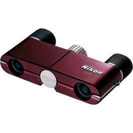 Nikon 4x10 DCF Burgundy Binoculars thumbnail