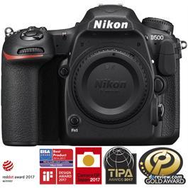 Nikon D500 DSLR Camera thumbnail
