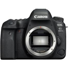 Canon EOS 6D Mark II Digital SLR Camera Body thumbnail