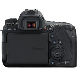 Canon EOS 6D Mark II Back Screen Closed