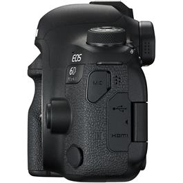 Canon EOS 6D Mark II Left