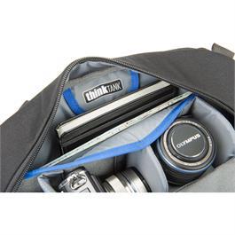 TurnStyle 10 V2.0 Sling Camera Bag (Charcoal)