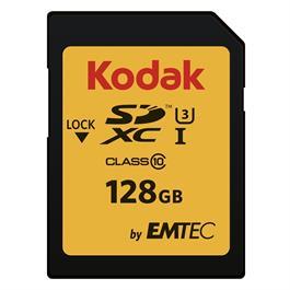 Kodak SDXC 128GB Class 10 95MB/s SD Card thumbnail