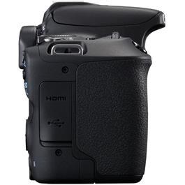 Canon EOS 200D DSLR Camera Body in Black Thumbnail Image 5