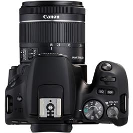 Canon EOS 200D DSLR Camera in Black + 18-55mm IS STM Lens Kit Thumbnail Image 5