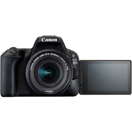Canon EOS 200D DSLR Camera in Black + 18-55mm IS STM Lens Kit Thumbnail Image 15