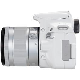 Canon EOS 200D DSLR Camera in White + 18-55mm IS STM Lens Kit Thumbnail Image 4