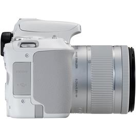Canon EOS 200D DSLR Camera in White + 18-55mm IS STM Lens Kit Thumbnail Image 7