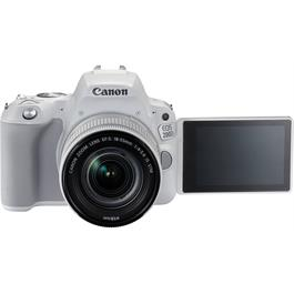 Canon EOS 200D DSLR Camera in White + 18-55mm IS STM Lens Kit Thumbnail Image 8