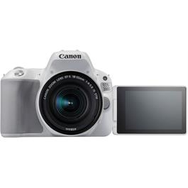 Canon EOS 200D DSLR Camera in White + 18-55mm IS STM Lens Kit Thumbnail Image 9