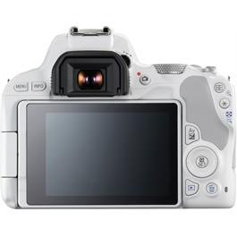 Canon EOS 200D DSLR Camera in White + 18-55mm IS STM Lens Kit Thumbnail Image 12