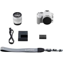 Canon EOS 200D DSLR Camera in White + 18-55mm IS STM Lens Kit Thumbnail Image 13